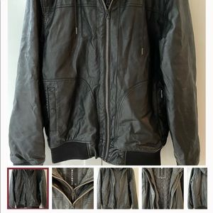 Billabong Men's Hooded Jacket